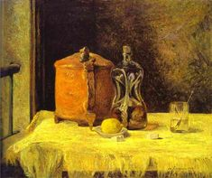 gauguin | At the Window