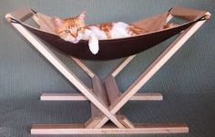 hamaca para gatos