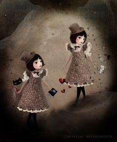 Louise Robinson(Art&Ghosts)... | Kai Fine Art