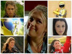 "Veronica ""Ronny"" Robinson-(Yellow Overdrive Ranger)"