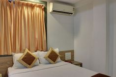 For a delightful stay book OYO 787 Hotel Pentas in Agra at ₹ ❆ AC Rooms, ✓ Free Wifi, 🍴 Complimentary Breakfast. Stay Cool, Best Budget, Agra, Free Wifi, Budgeting, Budget Hotels, Room, Awesome, Home Decor