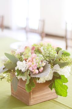 Nature-Inspired Pink, Peach, and Green Florida Wedding