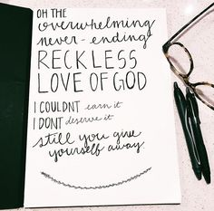 His Reckless Love ❤️