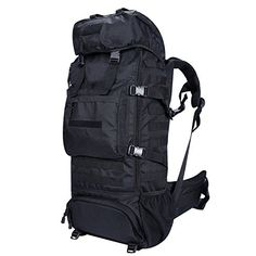 I just saw this and had to have it Gonex Military Molle Backpack 900D Oxford Waterproof Tactical Hiking Camping Backpack 70L Internal-frame Travel Sports Bag, Free Rain Cover Included you can {read more about it here http://bridgerguide.com/gonex-military-molle-backpack-900d-oxford-waterproof-tactical-hiking-camping-backpack-70l-internal-frame-travel-sports-bag-free-rain-cover-included/