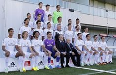 i was will love this team whatever they  lose or win i love you guys <3 real Madrid<3