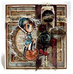 Kit and Clowder: Pirate Kaylee