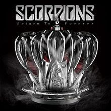 "Return to Forever The veteran German hard rock band, Scorpions release a new album titled "" Return to Forever."" the three classic faces of this band, Klaus Banda Scorpions, Scorpions Albums, Dream Theater, Power Metal, Ozzy Osbourne, Thrash Metal, Black Sabbath, Korn, Mugs"