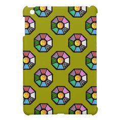 Painted Ba-Gua Tiled Pattern Cover For The iPad Mini from TheElementalHome* - $41.85