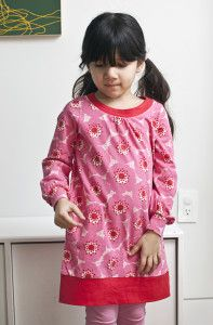charlotte anemones dress