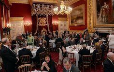 Princess Anne hosts D-Day veterans Xmas party