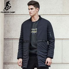 coat men brand clothing top quality white duck down jacket
