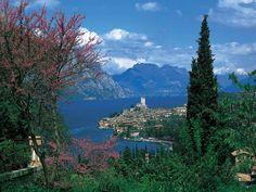 Lago Lugano, Italy
