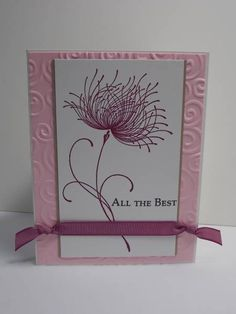 All the best by Juble - Cards and Paper Crafts at Splitcoaststampers
