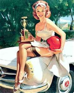 love pin up art