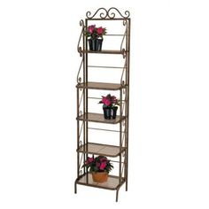 Plant Stand Rack-BR107 at The Home Depot