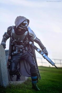 This Is the Best Destiny Cosplay You'll See Today Couples Cosplay, Male Cosplay, Cosplay Diy, Best Cosplay, Destiny Costume, Destiny Cosplay, Destiny Bungie, Destiny Game, Cool Costumes
