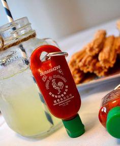 (137) Fancy - Mini-Sriracha2Go