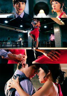El tango de Lee Young Jae (Kim Sun Ah) y Kang Ji Wook (Lee Dong Wook) - Scent of a Woman Episodio 8