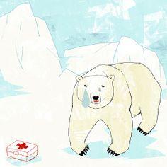 polar bear camilla engman