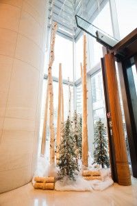 Greenscape Design Shangri-La Hotel West Coast Holiday Decor @sarapaleyphoto @greenscape