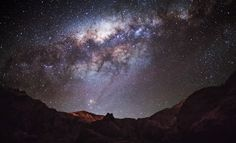 This time-lapse video of the Milky Way is absolutely stunning--WATCH: slate.me/MbtR6m