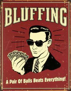 Poker poster..!