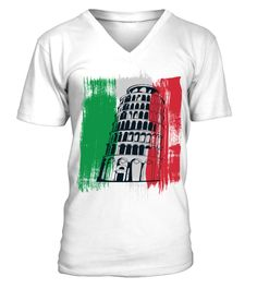 # Pisa Tower   Italy    Illustration V Neck Men Tees .  HOW TO ORDER:1. Select the style and color you want: 2. Click Reserve it now3. Select size and quantity4. Enter shipping and billing information5. Done! Simple as that!TIPS: Buy 2 or more to save shipping cost!This is printable if you purchase only one piece. so dont worry, you will get yours.Guaranteed safe and secure checkout via:Paypal | VISA | MASTERCARD