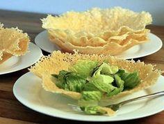 Parmesan Bowls