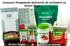 Concurs: pregateste dulciurile de sarbatori cu Green Sugar