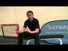 Speed and Agility training using the Crazy Catch (Andy Allford and Nathan Robertson) - Available to but from ICE!
