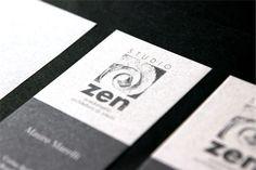Business Crd Studio Zen By CREA OFFICINA