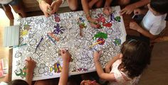 Elegid colores: la clave de la creatividad en los niños. ¡Colorea con nosotros!