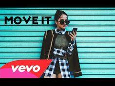 Becky G - Move It (Lyric Video) - YouTube