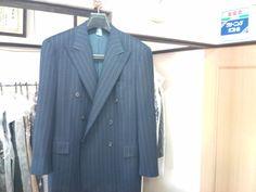 Ralph Lauren(ラルフ・ローレン) スーツのWクリーニング+防虫加工