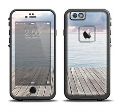 The Paradise Dock Apple iPhone 6 LifeProof Fre Case Skin Set