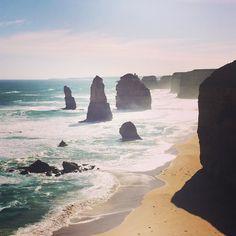 Tourist vibes #12apostles #greatoceanroad #australia by oliviarosser http://ift.tt/1ijk11S