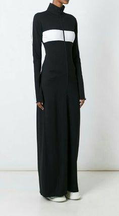 FENTY MOCK NECK DRESS.BL  Rihanna