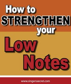 Piano Ear Training How to strengthen your low notes. - A simple but super effective vocal exercise to help you strengthen your low notes. Vocal Lessons, Singing Lessons, Singing Tips, Music Lessons, Art Lessons, Singing Classes, Learn Singing, Singing Exercises, Vocal Exercises