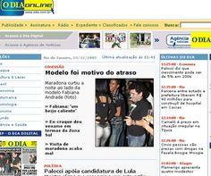 En Brasil, dicen que Maradona pasó la noche en una disco Decir No, Brazil, Templates, Champagne Glasses, Night