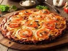 Egy igazán ínycsiklandó, bűntudat mentes pizza, amit  könnyen beilleszthetsz a diétádba is.