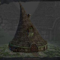 Talamhria – Leprechaun House by Carlo Sagrestani