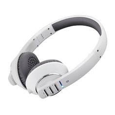 Check+out+what's+on+sale+at+TouchOfModern .. AF32 Stereo Bluetooth headphones gray + white
