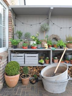 Ein Gemüsebeet auf der Terrasse Gemüsebeet erstellen, Pflanztisch, Hochbeet, Garten, Garden, Gartendeko, Dekoration, Flowers, Blumen, Haus, Neubau, Home, Styling Decor, Deko, Terrasse,