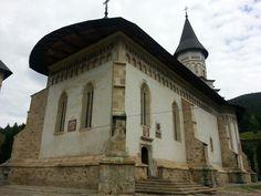 Bistrita Monastery close to #Piatra Neamt