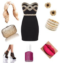 """""""New Years"""" by feather9284 on Polyvore"""