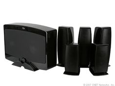 NHT Verve IV System.  We made it too good so nobody wanted it...Sold for $1999