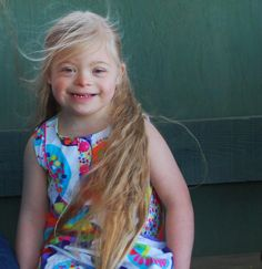 Of course!! | Life is beautiful: can a person with Down syndrome be beautiful? #beauty #health