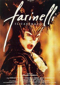 Farinelli - Voce regina è il titolo di un film del 1994 del regista belga Gérard Corbiau, di produzione italo-francese, sulla vita del celebre cantante castrato del XVIII secolo Carlo Broschi, in arte Farinelli.