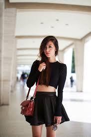 7acdc6e20e outfit falda circular - Buscar con Google Faldas Circulares