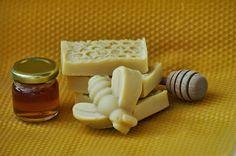 Természetesen habos szappan: Mézes méhviaszos
